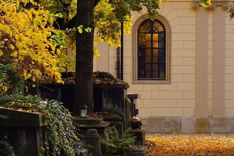 Pogrzeby znanych osób w Krakowie