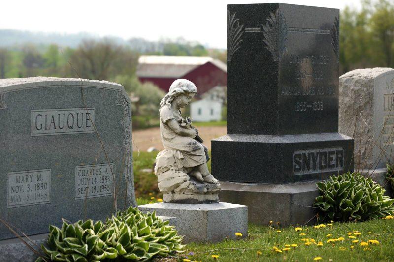 Jak pielęgnować nagrobki i pomniki?